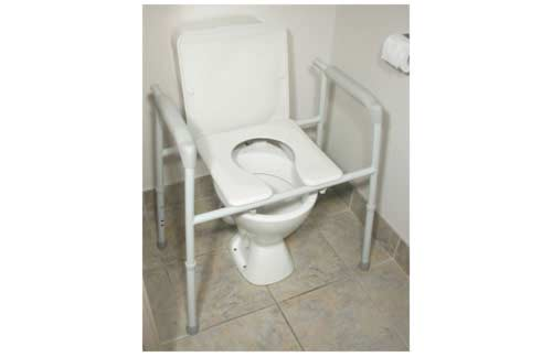 Bariatric Over Toilet Commode [AUSBAT70281] - $199.00 : Action Aids ...