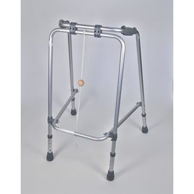 Aluminium Folding Walker Large